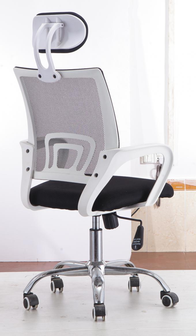 Light Weight  Office Seating Chairs , Basic Desk Chair Environmental Friendly