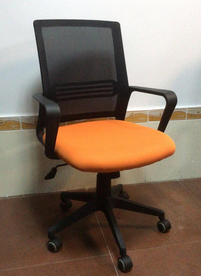 Multi Colored Staff Office Chair Commercial Office Furniture Fade Proof