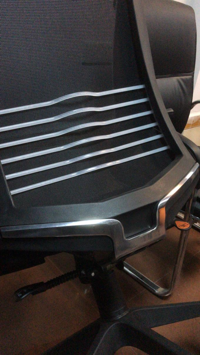 Fabric / Mesh Cover Economical Office Chairs Modern Design Eco Friendly