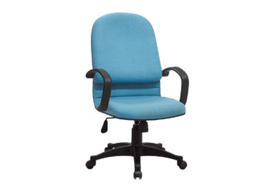 China Most Comfortable Fabric Swivel Office Chair For Secretary Flame Retardant supplier