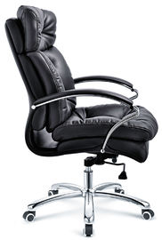 China Nice Comfy Secretary / Executive Office Chair Wheely Simple Style Long Lifespan supplier