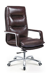 China Modern Executive Conference Chairs , Big Boss Office Chairs Puncture Proof supplier