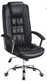 China Wheely Office Conference Room Chairs , Office Swivel Chairs With Arms supplier