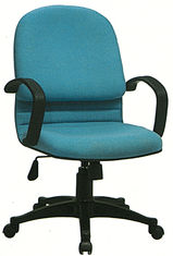 China Commercial Multi Colored Fabric Office Chairs For Large People OEM / ODM Available supplier