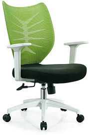 China Modern Adjustable Desk Chair , Excecutive / Manager Office Chair With Wheels supplier