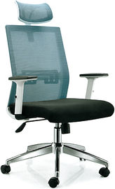 China High End Ergonomic Mesh Office Desk Chair With Adjustable Arms Long Using Life supplier