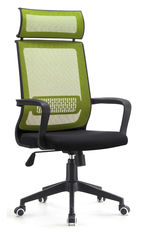 China Full Mesh Economical Office Chairs With Head Up And Down Adjustable supplier