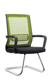 China Breathable Non Rolling Office Chair , Lightweight Modern Computer Chair supplier
