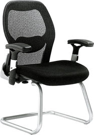 China Modern Office Room Chairs , Secretary Ergonomic Mesh Back Chair Custom Color supplier