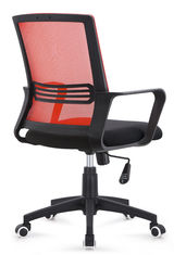 China Multi Colored Staff Office Chair Commercial Office Furniture Fade Proof supplier