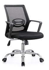 China Customized Sturdy Office Revolving Chair SGS Approval OEM & ODM Accepted supplier