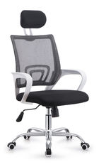 China Light Weight  Office Seating Chairs , Basic Desk Chair Environmental Friendly supplier