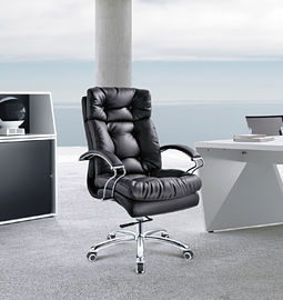 China Heavy Duty Contemporary Executive Office Chair With Casters Adjustable Height supplier
