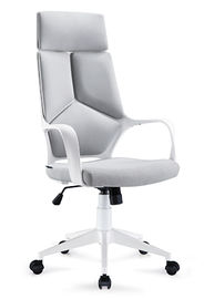 Sturdy Narrow High Back Executive Leather Ergonomic Office Chair Revolving Style