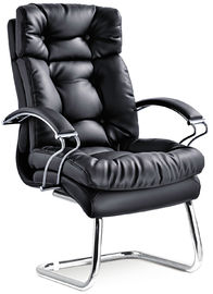 Heavy Duty Office Furniture Visitor Chairs , Durable Office Customer Chairs