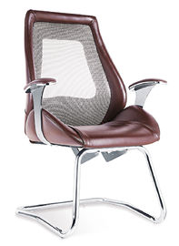 China Mesh Back Office Guest Reception Chairs , Commercial Office Master Chairs factory