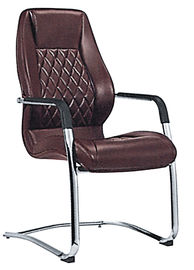 China Waiting Room Office Furniture Reception Chairs , Reception Desk Chair Fashionable factory