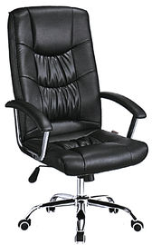 Contemporary Personal PU Leather Office Chair For Meeting Room Eco Friendly