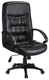 China Water Proof  Executive Office Furniture Chairs , Pu Leather Home Office Desk Chairs factory
