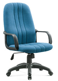 Trendy  Conference Room Fabric Office Chairs High Back Adjustable Height