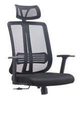 China Contemporary Economical Office Chairs With Wheels Mesh Back Puncture Proof factory
