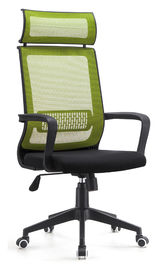 China Full Mesh Economical Office Chairs With Head Up And Down Adjustable factory