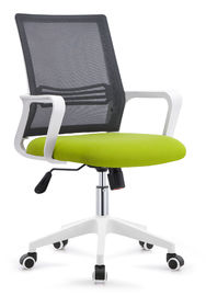 Colorful Swivel Staff Office Chair For Secretary / Manager Fabric With PP Cover