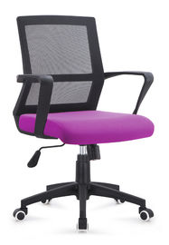 Middle Back Officeworks Office Chairs , Colorful Desk Chairs For Conference Room